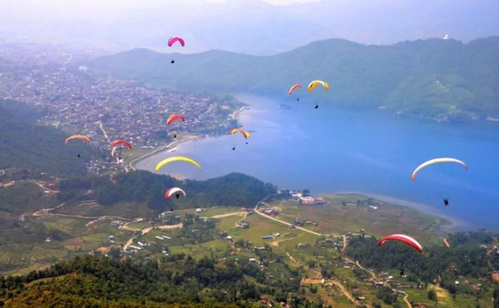 贵州滑翔伞基地