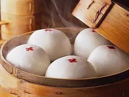 日本女馒头比图_【欧亚蒸馍】新年吃红糖开花馒头,鸿运从这里开头