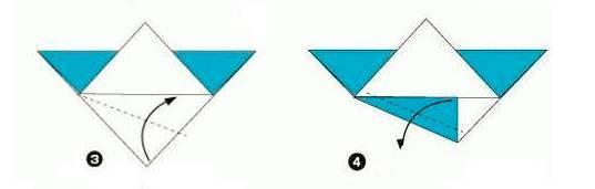 适合班级:大班 制作过程:如下图所示步骤 (一)贴纸鱼 适合班级:中