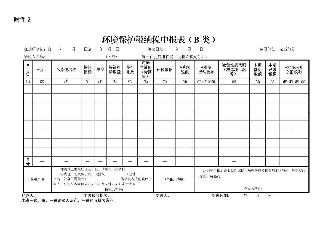 吉林]《环境保护税法》提请全国人大常委会审议:费改税 税...