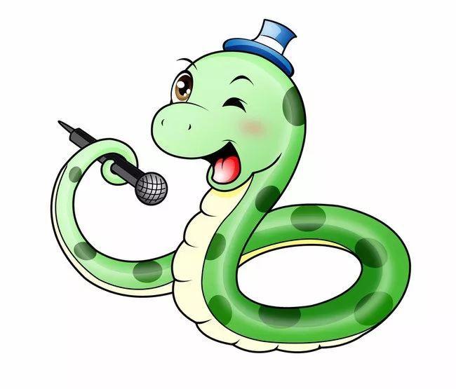 趣味手工课--十二生肖(6)会变身的蛇