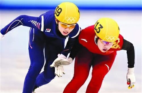 韩国速滑一姐豪言夺冠却出局 曾遭教练掌掴被内