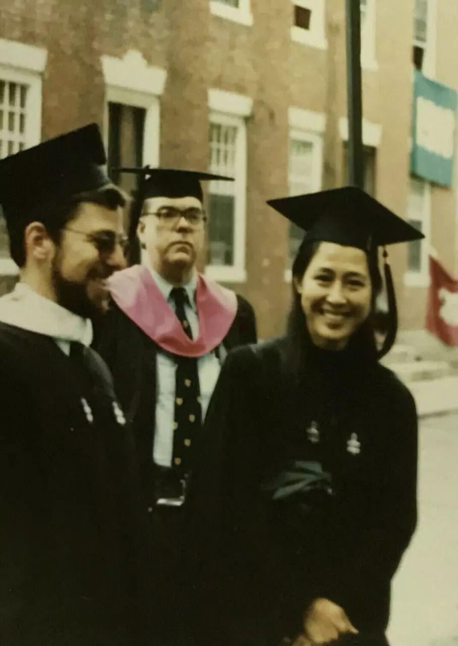 恢复高考后 哈佛本科中国第一女子