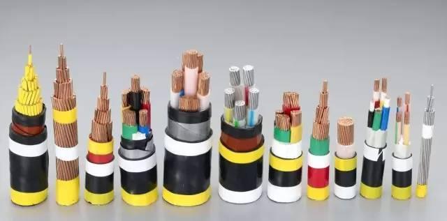弱电工程中常见线缆名称和使用范围