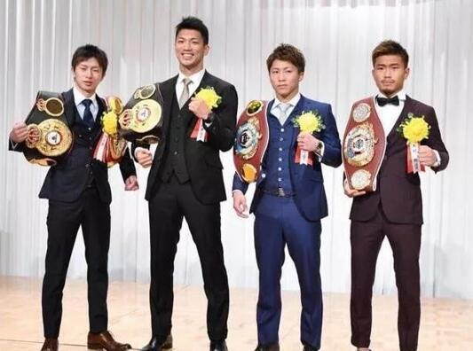 木村翔获日本年度最佳拳手 屌丝逆袭完成名利双丰收