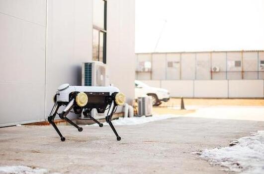 浙大发四足机器人 网友:波士顿机器人,确实牛! - 点击图片进入下一页