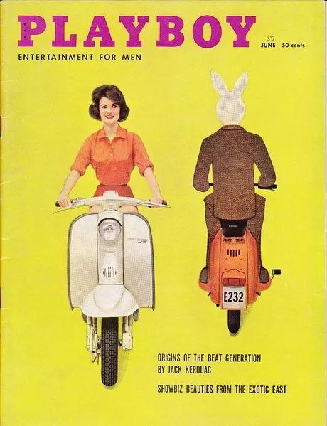 花花公子1959年封面