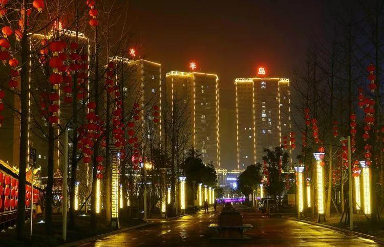 今日焦点|熣灿桐城 - 2018年的桐梓城市真的很美.