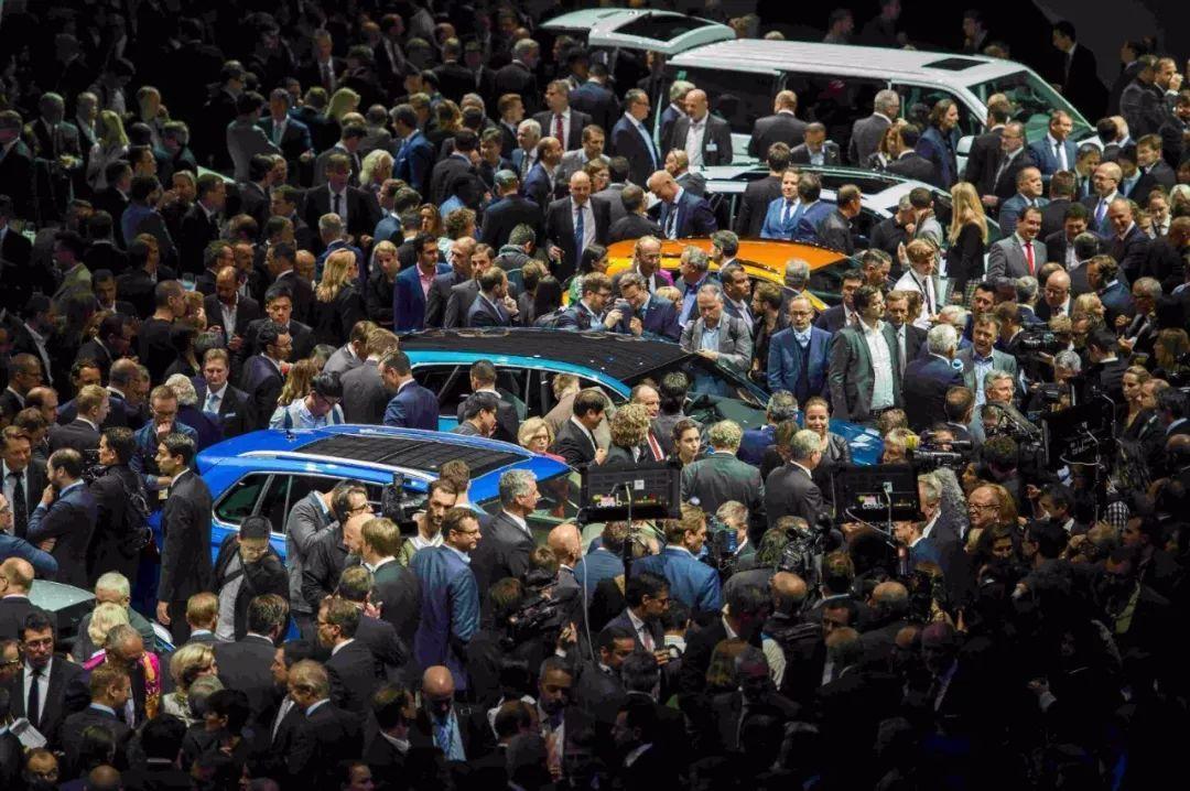 汽车观察 · 封面故事 | 美国:微澜惊喜