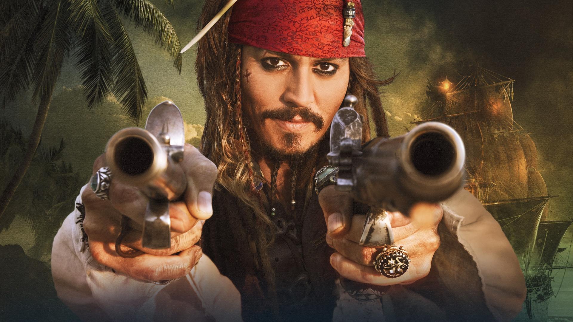 伟大的杰克船长送给我们一个海盗梦 全球魔幻电影TOP3:加勒比海盗系列