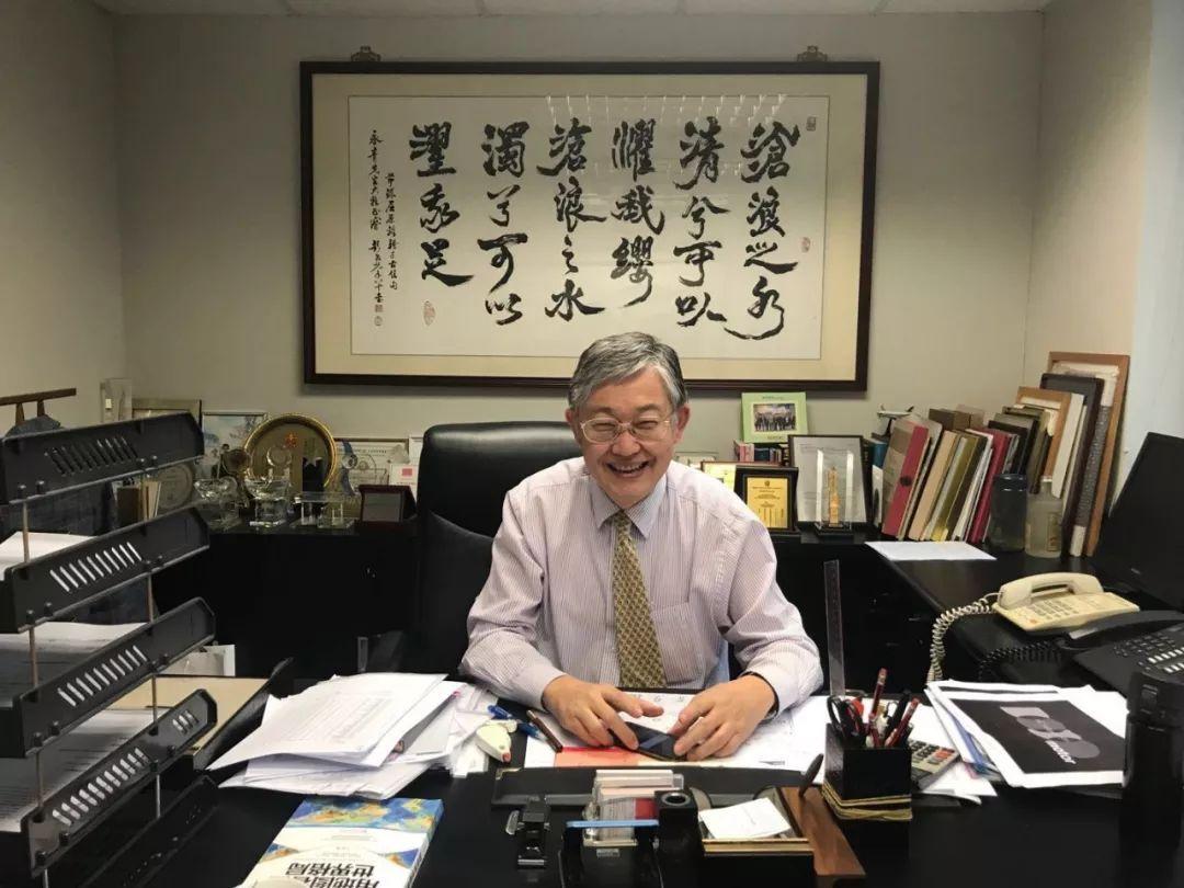 中原集团主席兼总裁施永青