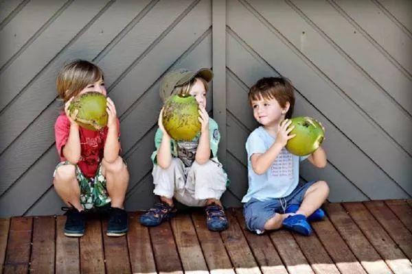 运动,塑造孩子健康性格!