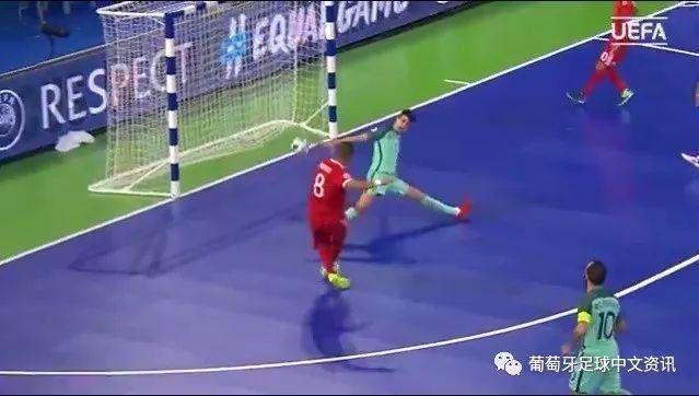 【室内足球】葡萄牙室内足球队第一次获得欧洲