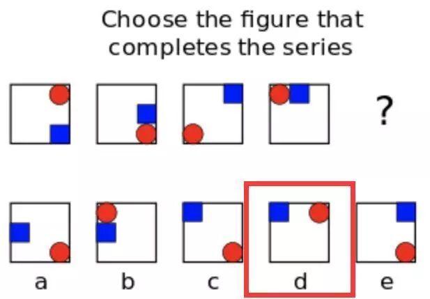 观察前几个图形,找到它们共同的,或者变化的规律,从而推出下一个图形图片