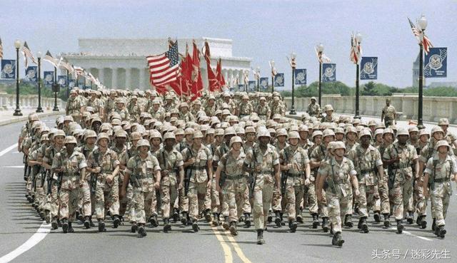 半个世纪以来首次:特朗普下令,今年7月在华盛顿举行大阅兵!-雪花新闻
