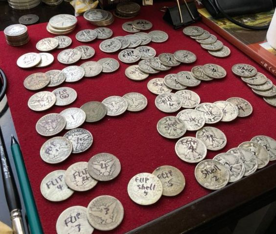 �9�/9櫹�m9k�yi,z-)_生活 正文  今天櫹冠给大家推荐一位专门打造高端硬币道具的朋友,做工