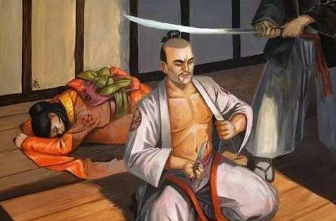 小编的想法是,日本人切腹,是在最后时刻向敌人展示自己:你看,我本来