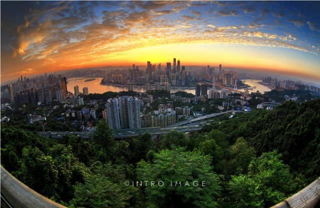 夜景观赏地 重庆旅游攻略分享