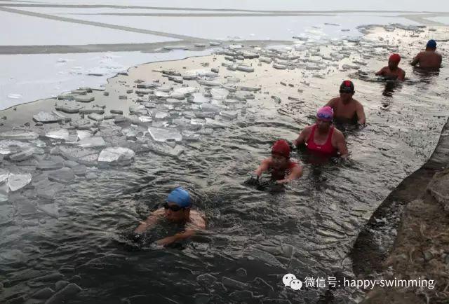 【冬泳安全】冬泳的注意事项~~