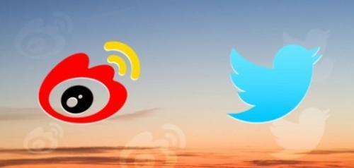 2017年2月13日,微博市值�_到113�|美元,超�^Twitter。
