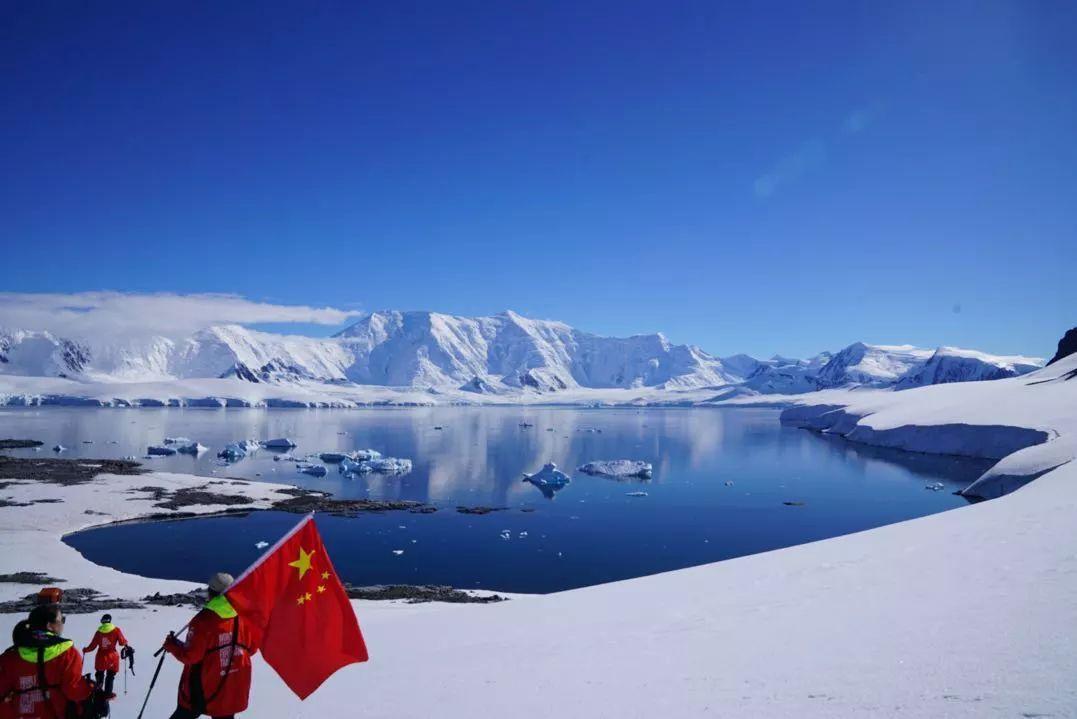 南极之南,再无远方