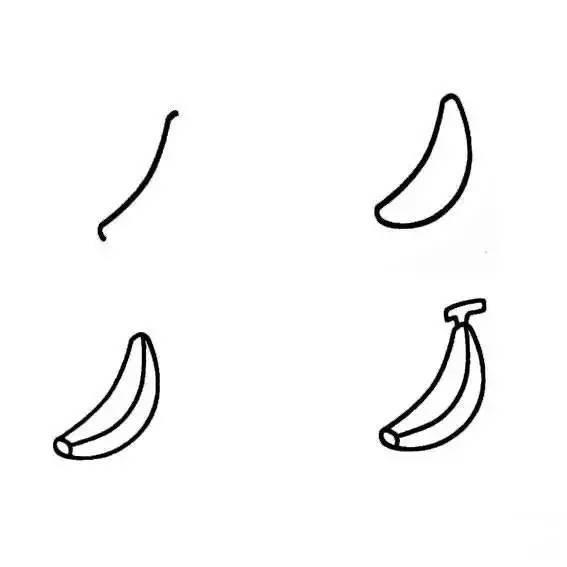 柠檬画法简笔画图片