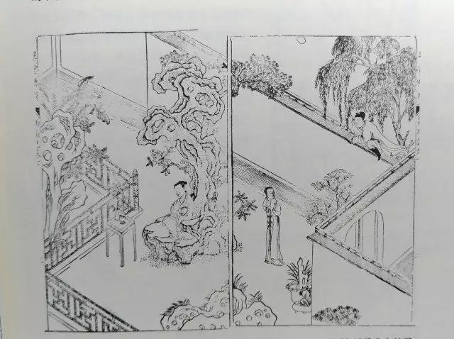 卡通戏曲手绘墙