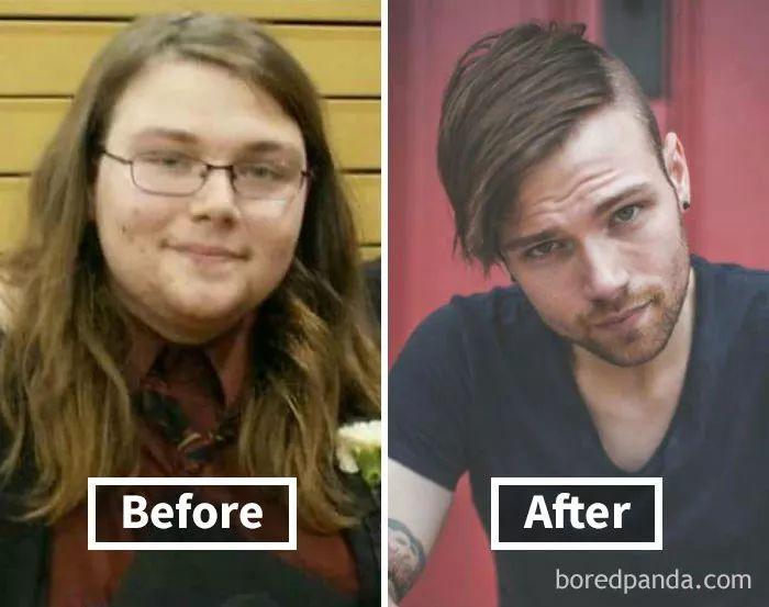 减肥脸会瘦吗图片