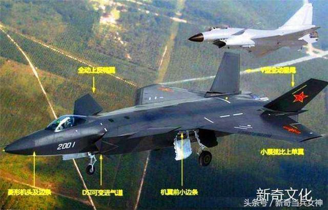 中国空军释放一大消息,直接威胁到美国空军力量,F22迎来真正对手