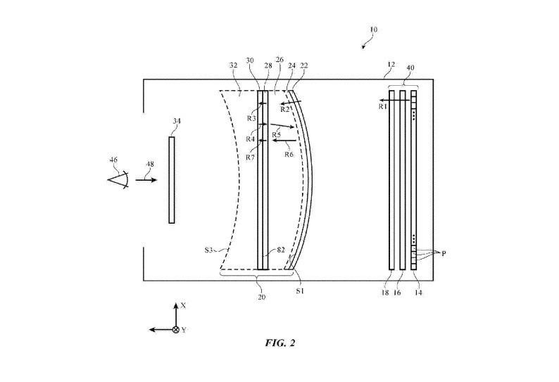 苹果新专利曝光,我们离传闻已久的智能眼镜又近了一步?