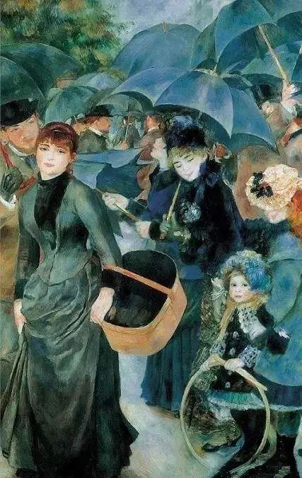 文化 正文  这幅画是世界十大名画之一,你知道这幅画背后的故事吗?图片