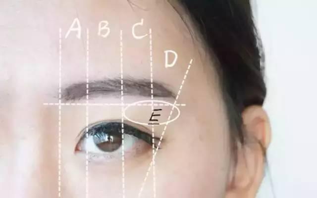 不同脸型怎么画眉毛?手残党学会只要5分钟!