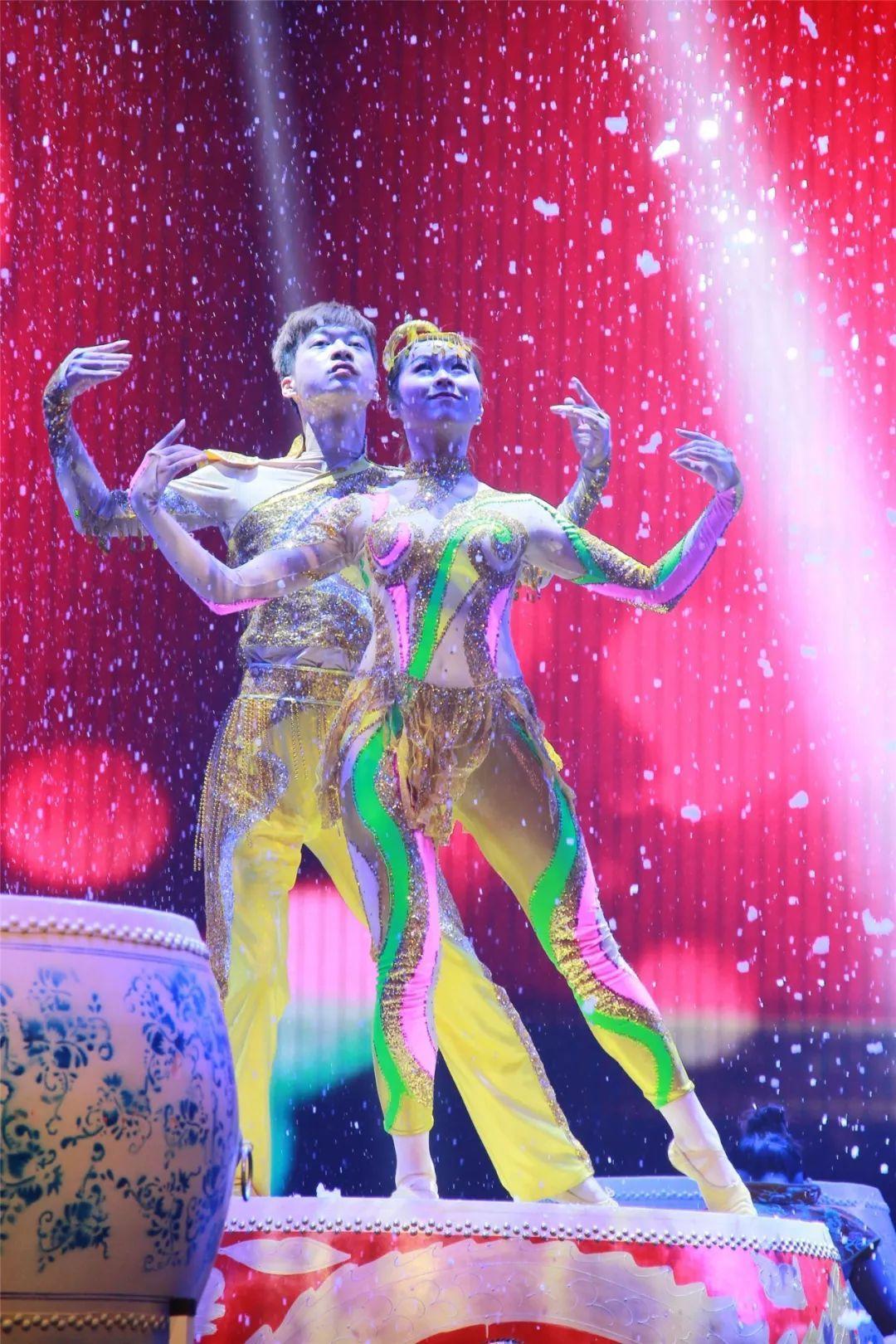 我的中国梦!——淮南市首届民办春晚圆满落幕