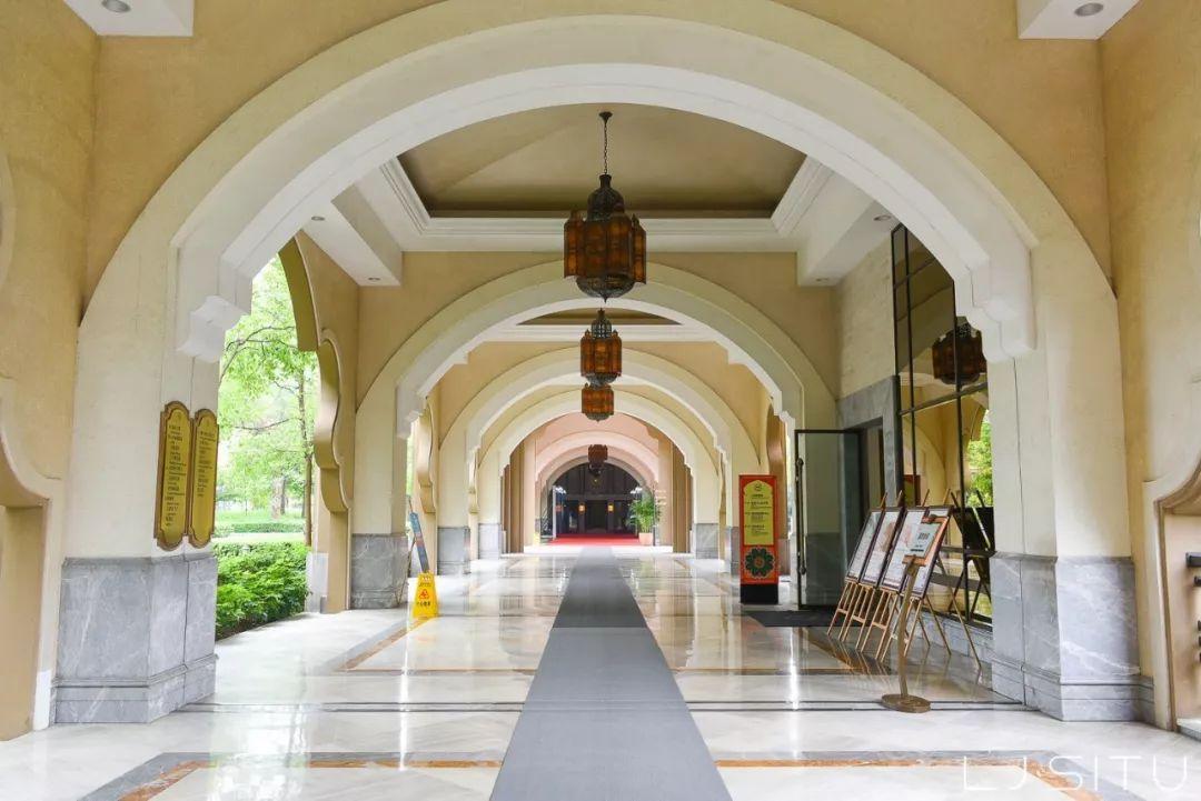 广州附近竟有个小迪拜!¥788住狮子湖喜来登酒店,还有奇幻游乐场门票,室外泳池、健身房、干湿蒸、音乐喷泉表演~