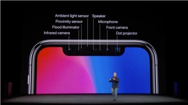 消息称苹果正研发后置3D感测传感器