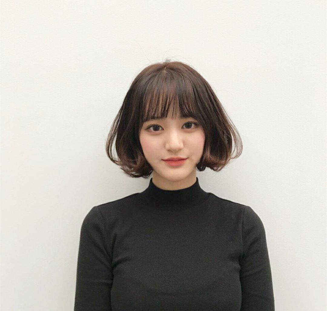 2018春节发型,新年美美短发梦见你李晨短发图片