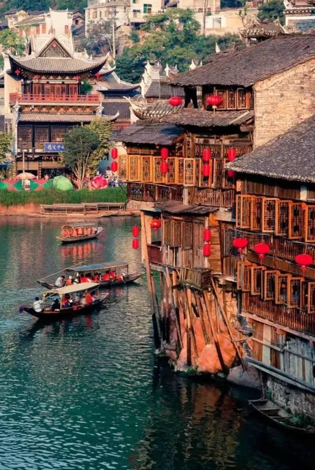 风景 古镇 建筑 旅游 民居 摄影 640_955 竖版 竖屏