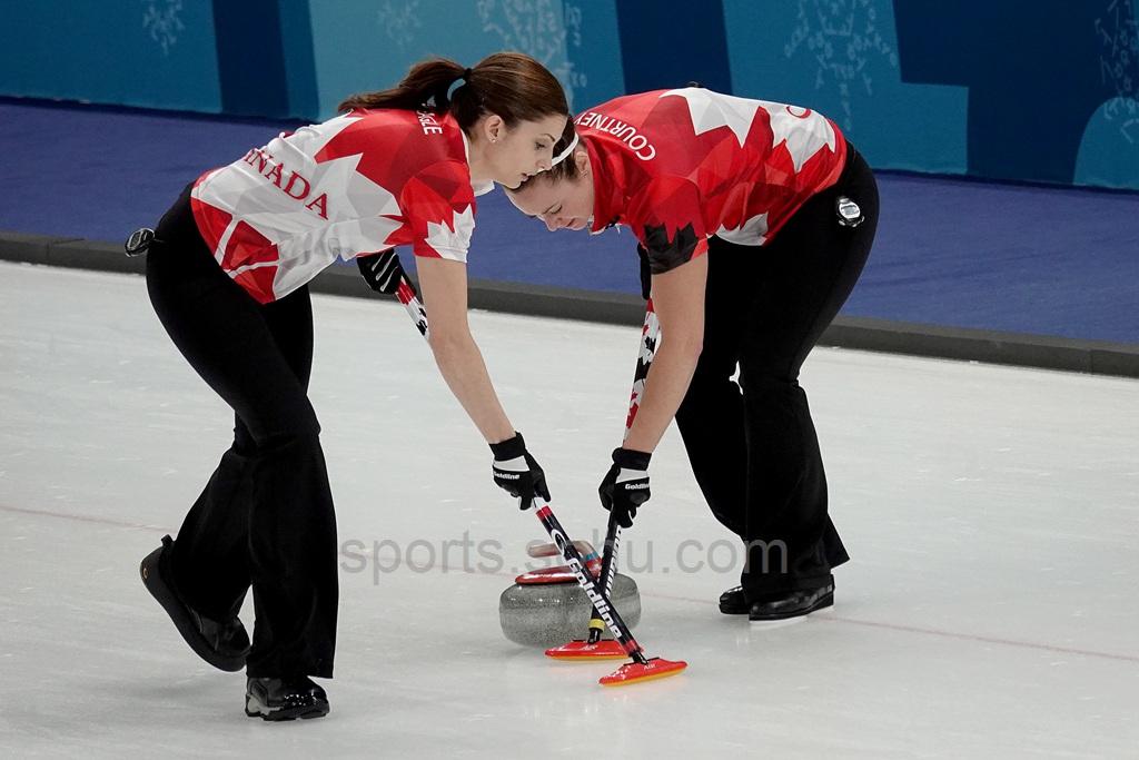 冬奥会女冰壶加拿大爆冷负于韩国 日本战胜丹麦收获两连胜