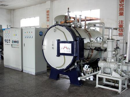 真空炉热处理出来的产品颜色不正常的原因及解决方法