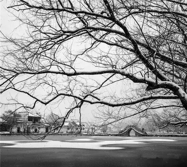 中国9大古镇的雪景有多美