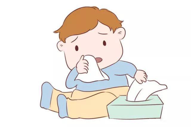 妈妈 你以为宝宝是感冒 其实要小心过敏性鼻炎