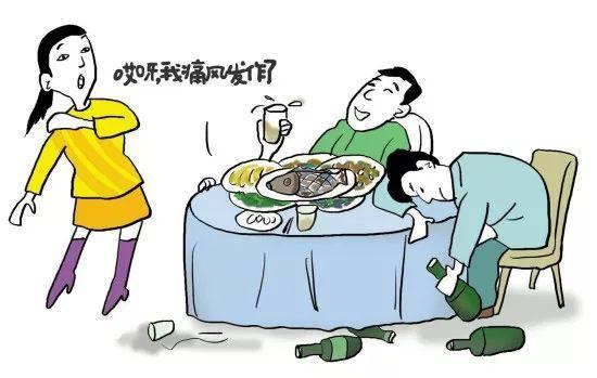 春节特辑:别让痛风成为你聚餐的痛
