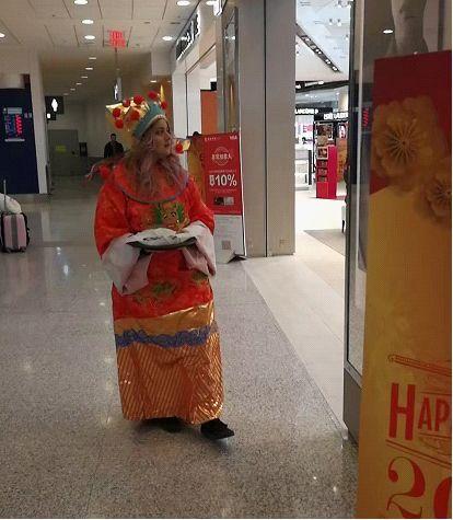 加拿大和德国迪特福特镇的春节过的比大陆还热闹:今天我们都是中国人