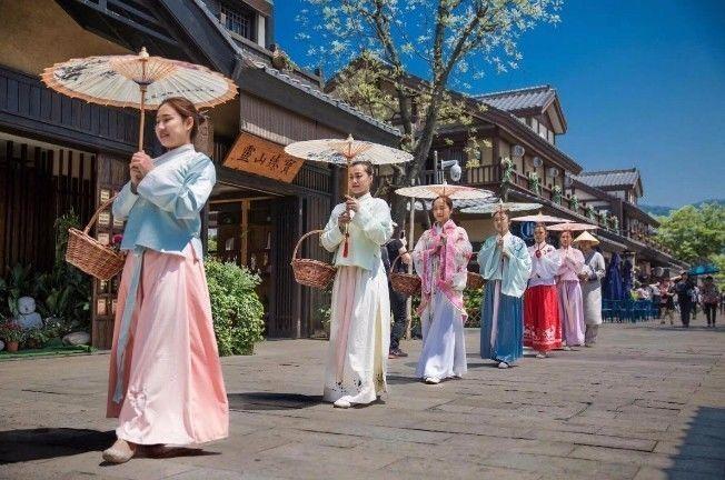 假期短途自驾游,直达江南的小京都和十里桃花