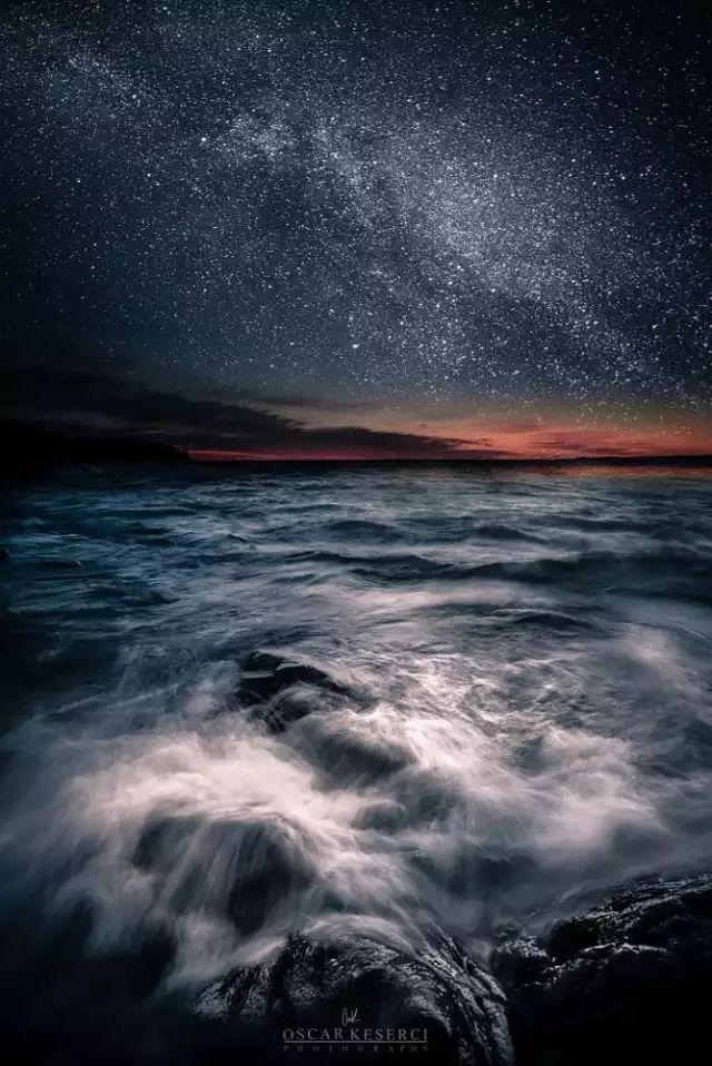 小教程:打造繁星点点的夜空