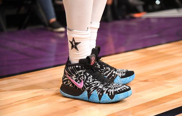 组图(¨明星):2018年NBA全明星周末球鞋盘点