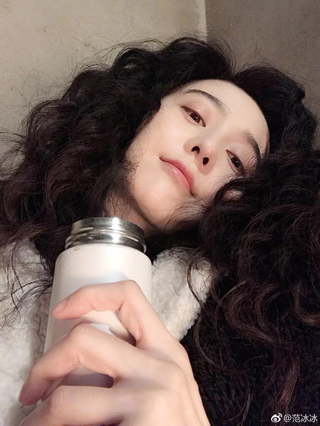 范冰冰的头发有多金贵?48块的喷雾26块护发素····重要的是方法