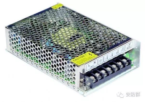 安防监控工程中的供电方式选择及优缺点