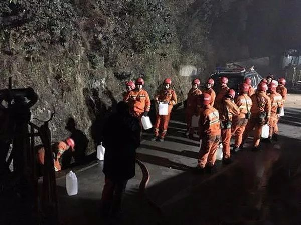 【视频】云南警官学院后山森林火