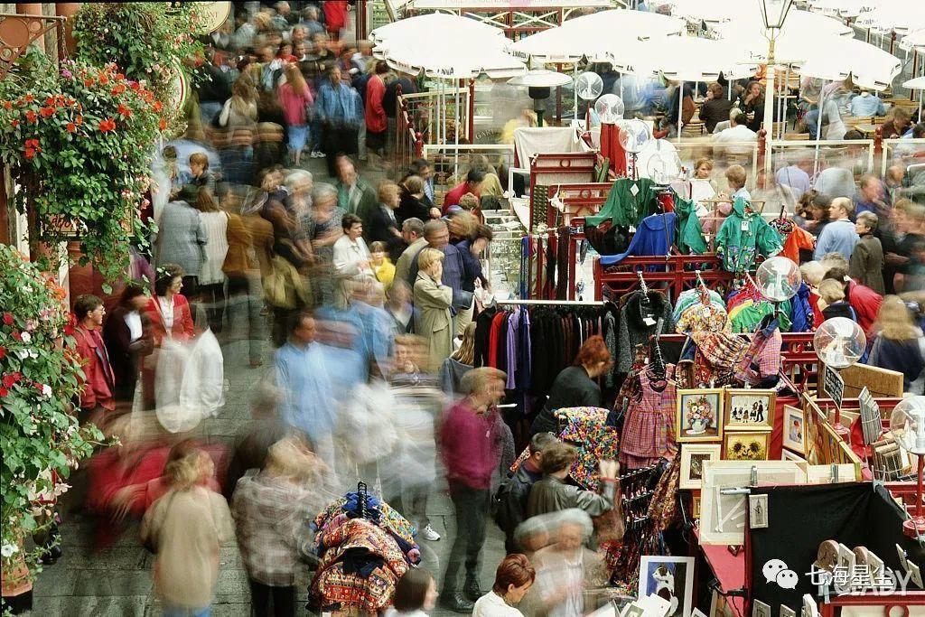 欧洲日常生活里的活色生香,全都浓缩在了这些地方!